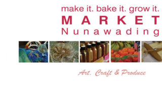 Nunawading Market - Community Activities for the elderly and their families in Autumn