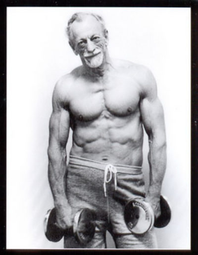 Exercises for Elderly Gentlemen - weights