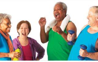 Exercises for Elderly Gentlemen