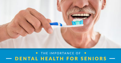 Elderly oral health and hygiene