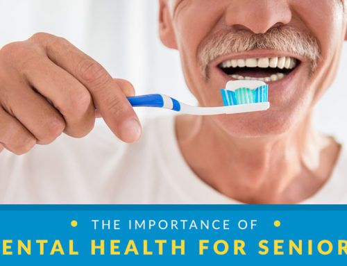 Elderly oral health and hygiene – part one