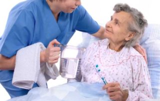 Elderly oral health and hygiene - part three
