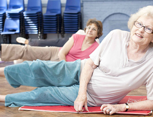Exercises for Elderly Ladies – Part One