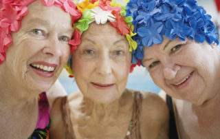 Exercises for Elderly Ladies - Part Three