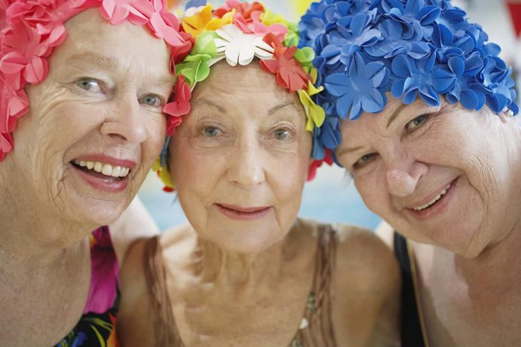 Exercises for Elderly Ladies - Part Three