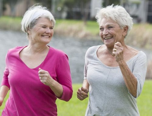 Exercises for Elderly Ladies – Part Two